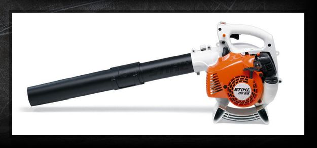 Chainsaws, trimmers, blowers, hedge trimmers